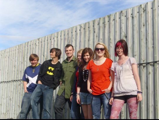 Young People on mission1