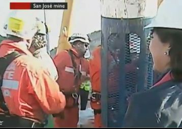 Chile mine rescue