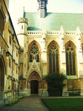 Exeter College Oxford