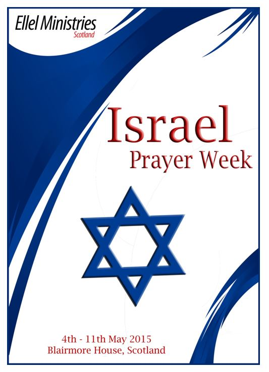 Israel Prayer Week1