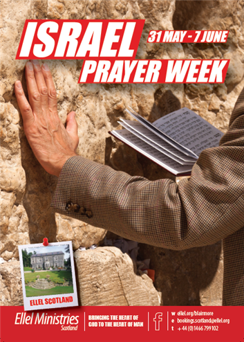 Israel Prayer Week 2017