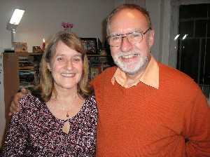 Dave and Joy Spriggs