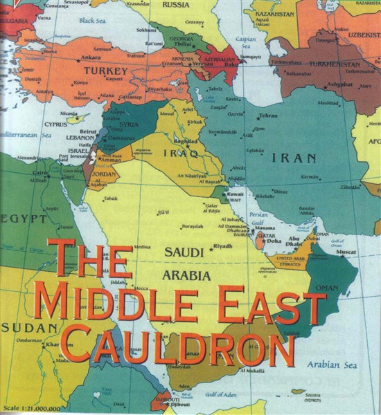 Middle East Cauldron R