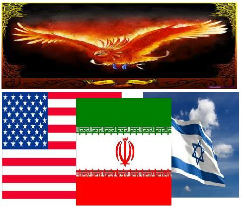 US Iran and Israel